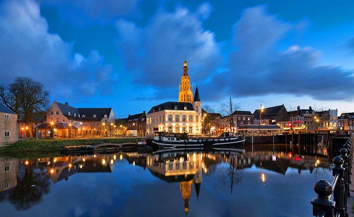 Avondje stappen in Breda met nieuwe en oude veilingcommissie (incl etentje) (16 oktober) (1)