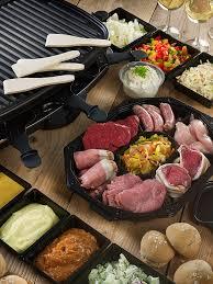 Gourmetschotel voor 4 personen