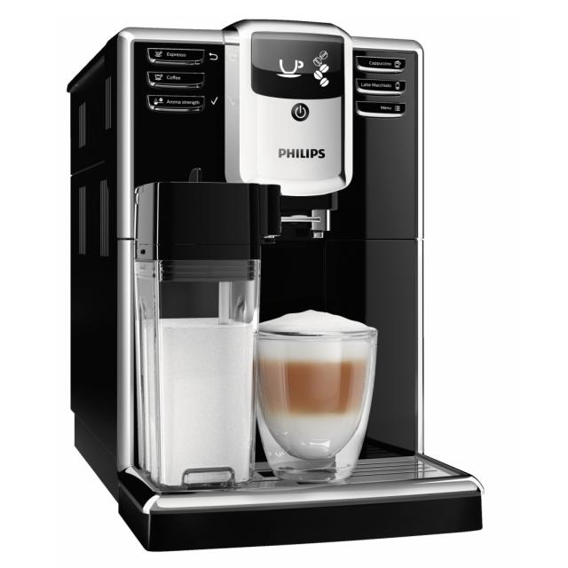 Nieuwe volautomatisch espressomachine van Philips
