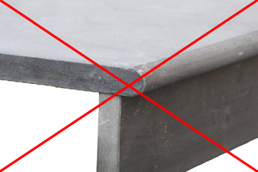 Trap bekleden met PVC (incl. werkzaamheden + materiaal)